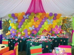Cómo Decorar Una Fiesta Infantil Yupita