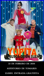 CARTEL YUPITA