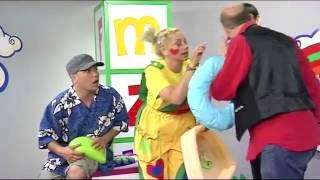 El programa de TV de Yupita es todo amor!