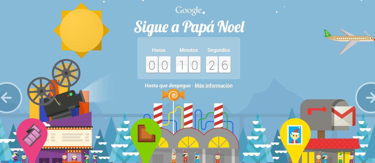 Yupita y Papa Noel