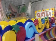 Yupita y la cabalgata de Reyes Magos
