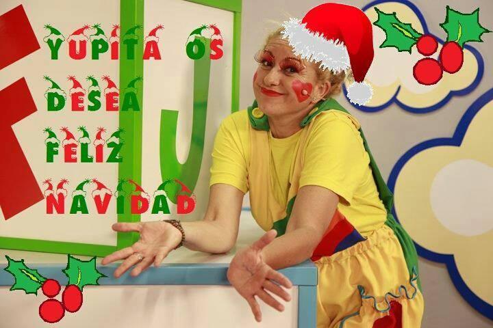 La llegada de la navidad
