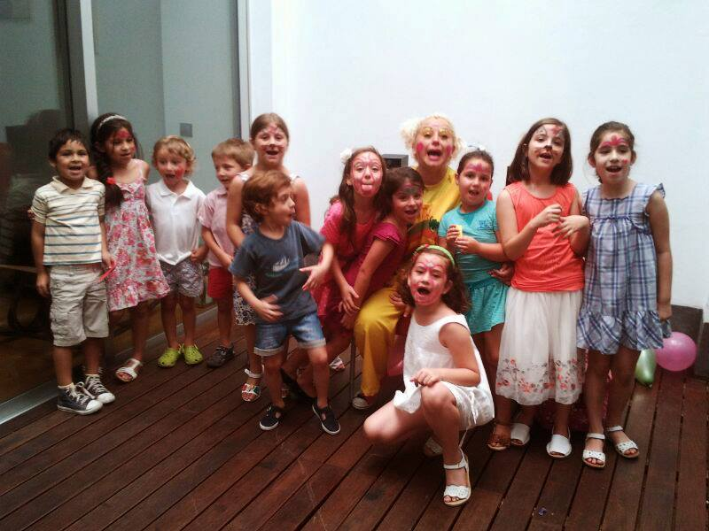 Bodas, bautizos y comuniones… ¡A Yupita le encantan las fiestas!