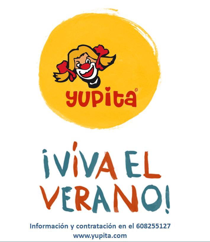 ¡EL VERANITO MÁS DIVERTIDO CON YUPITA!