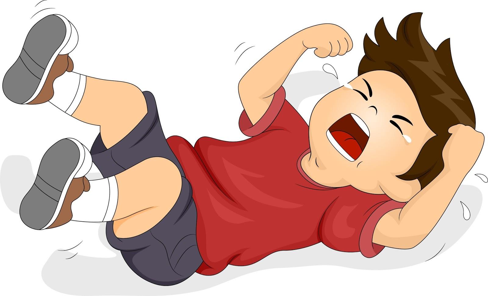 ¿No sabes cómo controlar a tu hij@ cuando le da una rabieta?