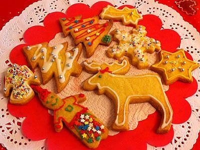 Prepara con tus papis estas riquísimas galletas de navidad