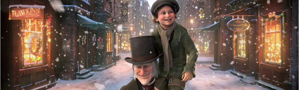 Cuento de Navidad, basado en la novela de Charles Dickens