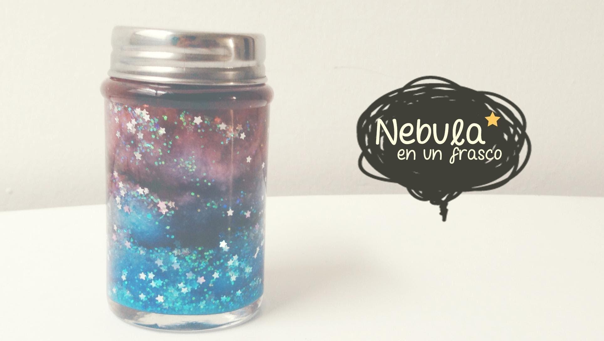 Encerramos una nebulosa en un frasco