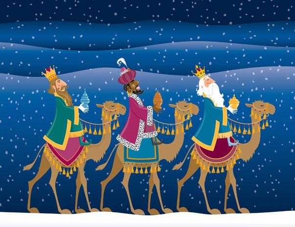 Un cuento sobre los Reyes Magos