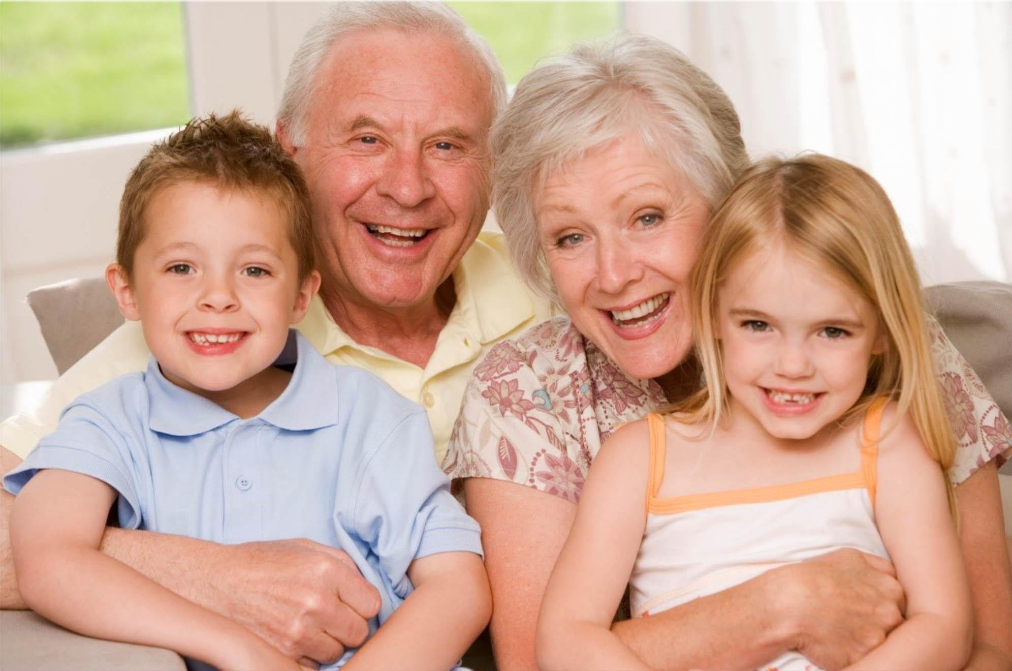 Nuestros queridos abuelos
