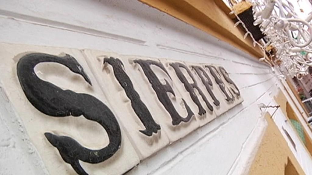 La leyenda de la calle Sierpes