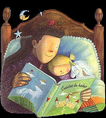 Ventajas de dormir con cuentos e historias a los más peques