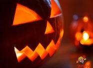 como hacer calabazas de halloween