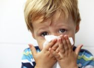 consejos para evitar resfriados en niños