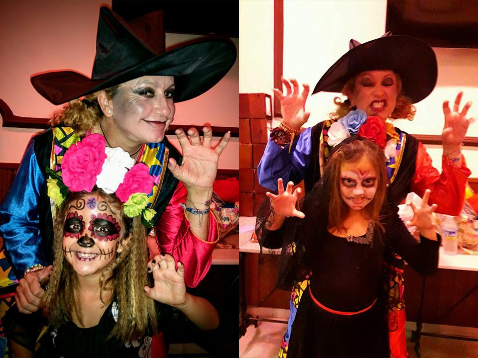Fiestas de Halloween 2017
