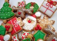 galletas de jengibre navideñas para hacer con niños