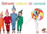 disfraces caseros carnavales