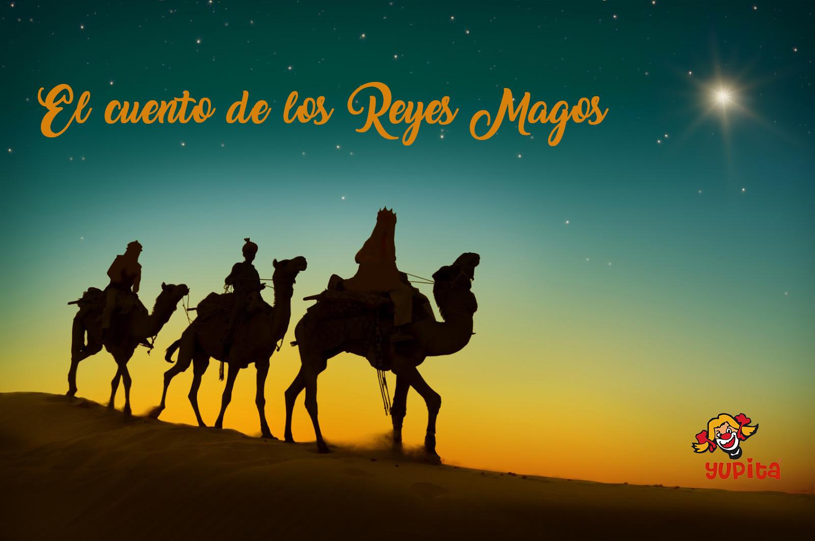 El cuento de los Reyes Magos