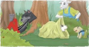 lobo y 7 cabritos 4