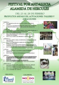 Festival por Andalucia