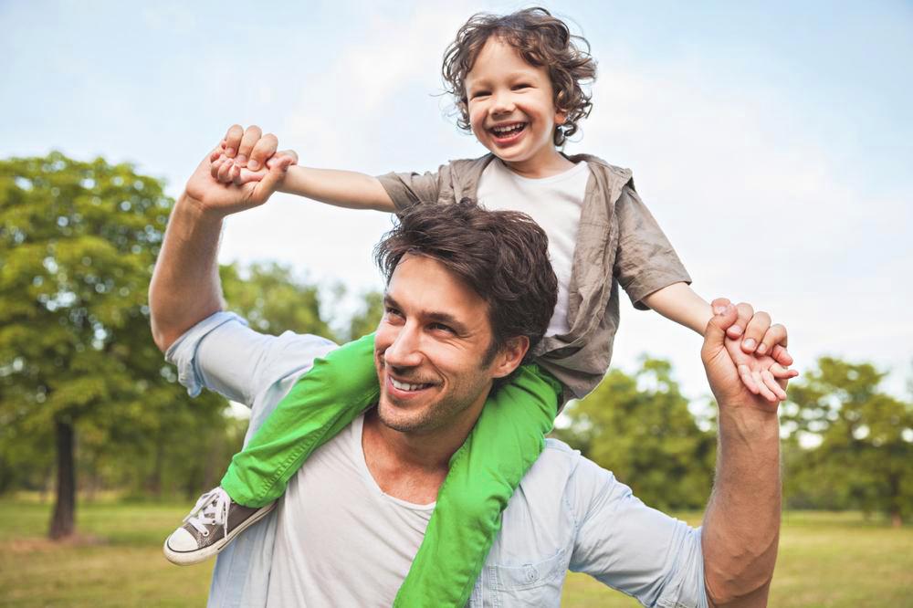 Cómo ser un mejor papá