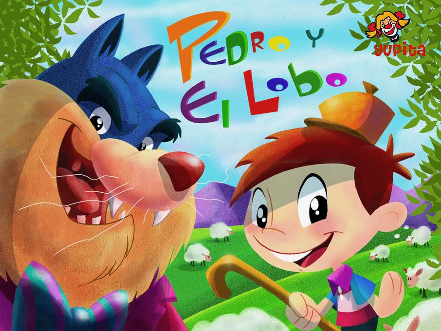 El cuento de Pedro y el Lobo