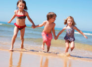 consejos niños playa