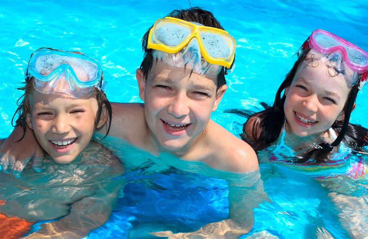 Consejos para niños en la piscina