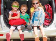 consejos viajar con niños