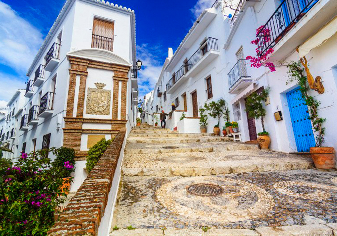 Frigiliana: Un bello pueblo andaluz