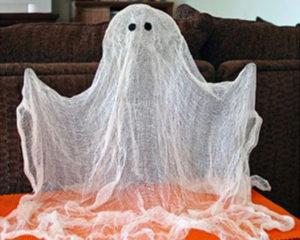 fantasma flotante