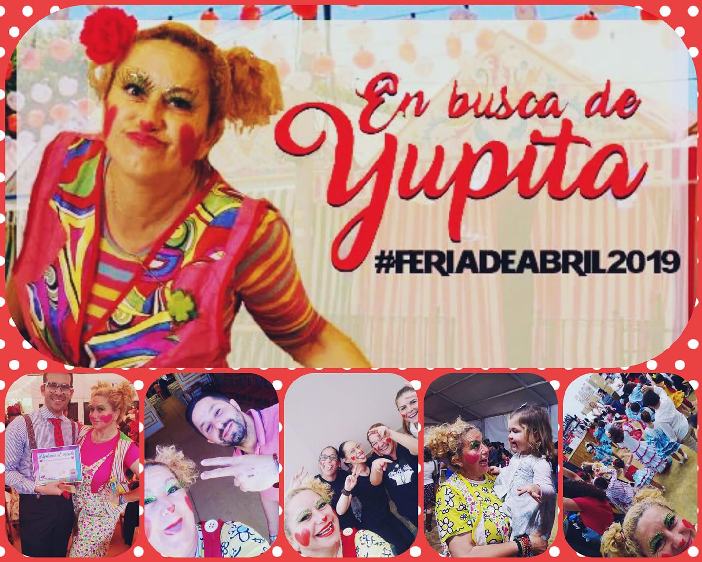 SUPER FERIA DE ABRIL 2019